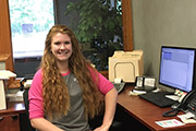 Ashley Mallonn Administrative Assistant