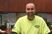 Chuck Markley Warehouse Manager