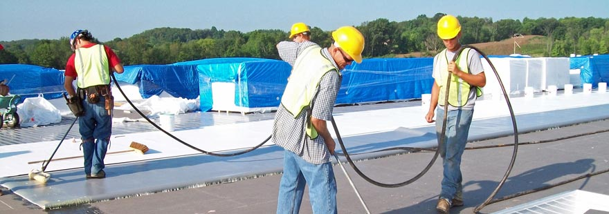Commercial Roofing Photo